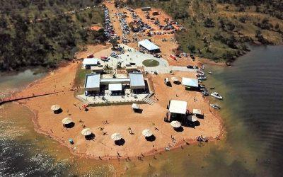 Praia do Segredo é o novo destino turístico para banhistas no Tocantins